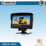 CCTV Digital LCD Car Monitor with Wide Viewing Angle and High Resolution Display