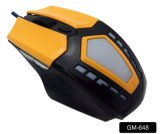 Hot Supplier 6 Buttons Gaming Mouse with Computer Accessories