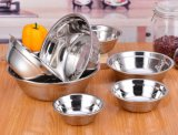 Various Size Stainless Steel Soup Bowl with FDA Certificate