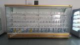 Advanced Semi-Multideck Showcase for Supermarket