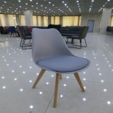 Restaurant Home Furniture Modern PP Plastic Stackable Dining Chair