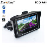 Handsfree Touch Screen GPS for Motorcyle with Headsets Intercom