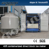 18t Containerized Block Ice Maker