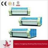 3 Meter Double Rollers Hotel/Hospital Steam Heat Flatwork Ironer Machine