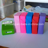 Eco-Friendly Reasonable Price Silicone Cigarette Case / Customizable Cigarette Case