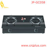 Supply Temperedglass Jp-Gcd058 Double Gas Burner