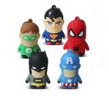 The Avengers Super Man Bat Man USB Flash Drive