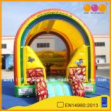 Kindergarden Rainbow Model Colorful Inflatable Bounce (AQ02267)