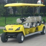 China CE Approve 8 Seater Electric Golf Buggy (DG-C6+2)
