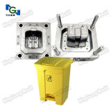 Plastic Foot Pedal Dustbin Mould for Outdoors