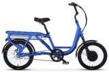Electric Bicycle with 48V13ah Samsung Li-Battery, 20 Inch Tire