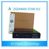 Zgemma-Star H2 DVB-S2 Hybrid DVB-C/T2 Twin Tuner Satellite TV Decoder