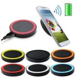 High Quality Cell Phone Mini Qi Mobile Wireless Charger