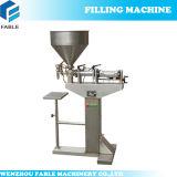 Semi-Automatic Pneumatic Small Liquid Filling Machine for Can (FSP-1)