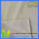 Premium Waterproof Mattress Protector Fabric, Waterproof Fabric with TPU Backing, TPU Lamination