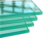 Flat Tempered Clear Float Glass