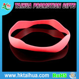 Colorful Flexible Cool Clear Silicone Bracelet/Silicone Band