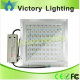 Meanwell AC85-265V Outdoor 100W LED Canopy Light for Gas Station