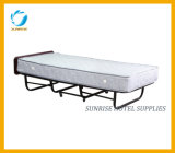 Hotel Folding Extra Bed with Solid Wheels