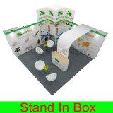 Portable Versatile&Reusable Aluminum Standard Exhibition Booth