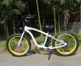 500W Fat All Terrain Electric Bike with 4.0 Inch Wide Tire