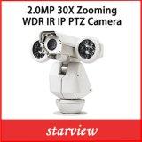 2.0MP 30X Zooming Network IP WDR IR PTZ IP67 Camera