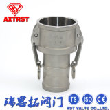 Type C Stainless Steel SUS304 Quick Connector