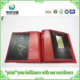 Varnishing Hardcover Offset Printing Book (for Jewelry)