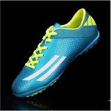 Sports Soccer Shoes Comfortable Broken Nail for Men Shoe (AK1033)