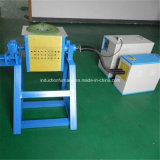 45kw 40kg Low Frequency Induction Heating Furnace for Aluminum