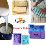 RTV-2 Silicone Rubber for Concrete Artificial Stone Grc Resin Polyresin Plaster Mold Making