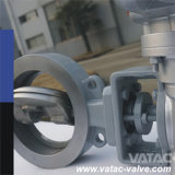 Bronze, Cast Stainless Steel or Iron Lug, Wafer & Flange RF Industrial Butterfly Valve for Control with Pneumatic Actuator