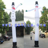 Christmas Snowman Inflatable Dancer