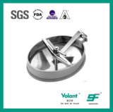 Sanitary Stainless Steel Oval Manhole Sf9000101