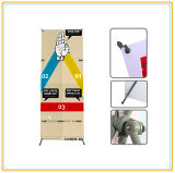 Portable Lightweight X Banner Stand with Printed 80*180cm PVC Graphic