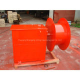 Spring Type of Wire Reel for Supplying Power to Equipment