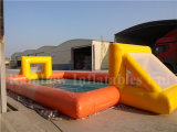 2016 High Quality Inflatable Human Football Field for Sale