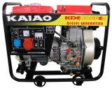 6kw /6.5kw CE Diesel Generator Set Kaiao Brand Steady Excellent Performance