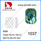 Glass Mirror Garment Findings for Jewelry Making