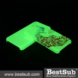 New Product for Luminous Plastic iPhone 4/4s Case (IP3D01YG)