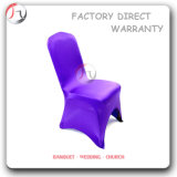 Purple Color Modern Party Chair Coverings (RT-42)