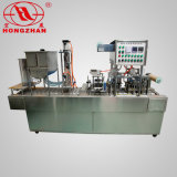 Bg32A Automatic Cup Filling Sealing Machine for Juice with Particle