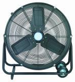 SAA Electric Pedestal Fan with Wheels