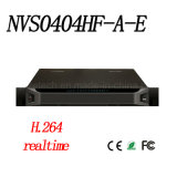 4 Channel 960h Network Video Encoder {Nvs0404hf-a-E}