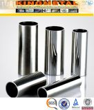 Seamless ASTM A312 TP304 Stainless Steel Pipe Price for Fluid Transport