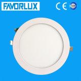 Recessed LED Panel Light 15W Ceiling Light Round