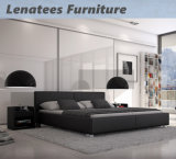 S245 Contemporary Leather Bed Design Furniture