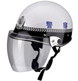 Police Protective Helmet Promotion