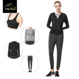 Women/Ladies Fitness Wear Four-Piece Sports Sets