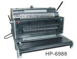 Heavy Duty Electric Combination Binding Machine for HP-6988